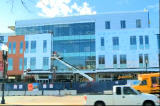 New Mattapan Health Center under construction