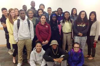 MGH Youth Scholars with Health Corps Navigators