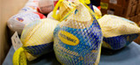 turkeys given to families in need