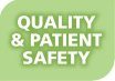 Patient Care Quality and Patient Safety COE Icon