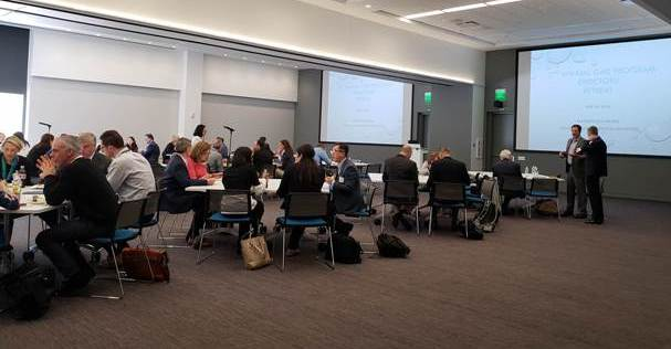 Eighty program directors participated in the 2nd Annual GME Program Director Retreat