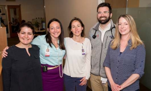 MGH Internal Medicine Coaching Program Participants