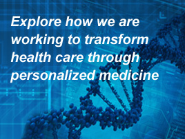 Partners Personalized Medicine graphic