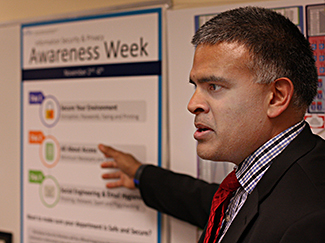 Jigar Kadakia discusses Awareness Week