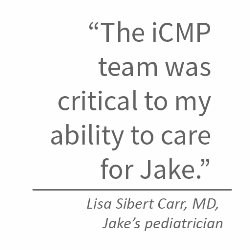 iCMP Quote - Lisa Sibert Carr