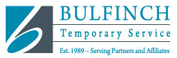 Bulfinch Temps logo