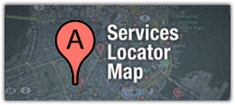 Services Locator Map